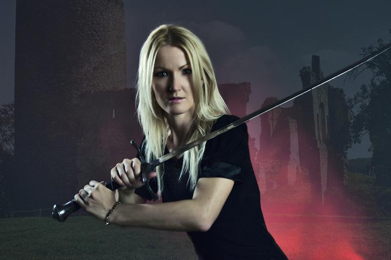 Anna a meč